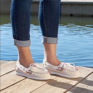 Sperry Shore Sider Lightweight Boat Shoes 7.5 M